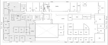 Class A Floor Plans by Floor Plans For The Waterfront Building Premiere Office Suites In