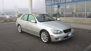 lexus is300 insurance cost 2005 lexus is300 millennium silver metalli stock 12784p walk