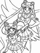 sailor moon coloring pages free coloring pages