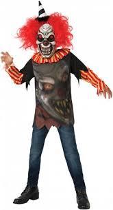 Scary Clown Halloween Costumes Men Crazy Costumes La Casa Los Trucos 305 858 5029 Miami