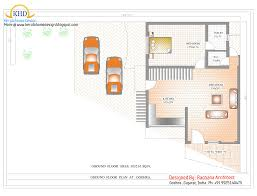In Ground House Plans Bedroom House Plans With Ground Floor First Floor And Second Floor