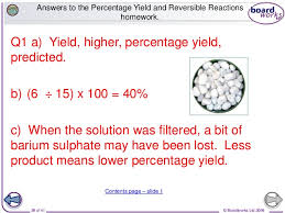 all worksheets chemistry percent yield worksheet free
