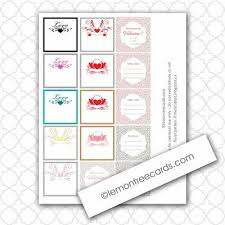 6 images printable smash book stickers project free