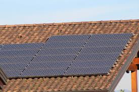 solar panels on roof free images technology roof solar panel saving production