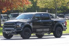 Ford Raptor Crew Cab - 2017 ford f 150 raptor supercrew peeks out from behind the curtains