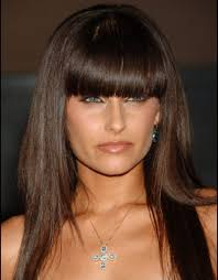 lob hair with side fringe long hairstyles side fringe hairstyle for women man
