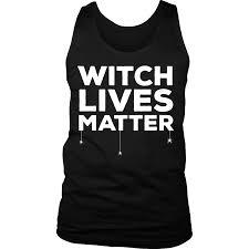 original design witch lives matter funny halloween shirt tee