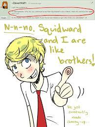 ask 2 spongebob by ask neos sb on deviantart