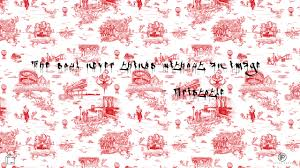 may designs february valentines wallpapers hd wallpapers old school meets new school in this desktop design that uses flavor paper s brooklyn toile wallpaper paired with an aristotle quote