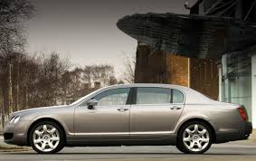 bentley flying spur 2007 2008 bentley continental flying spur information and photos