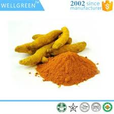 natural food supplements organic food colorant powder turmeric