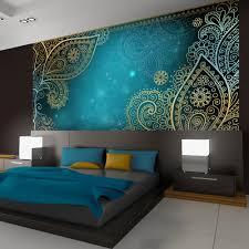 wandbilder 3 teilig fototapete ornamente abstrakt vlies tapete wandbilder 3 farben f a