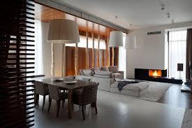 ouverture entre cuisine et salle à manger aménagement salon salle à manger réussir la séparation des deux zones