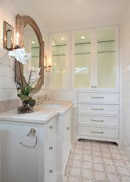 limestone countertops cottage bathroom brandon architects