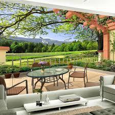 Modern Home Design Wallpaper Aliexpress Com Buy Modern Home Decor Custom 3d Mural Wallpaper
