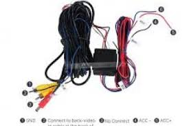 car reverse camera wiring diagram wiring diagram