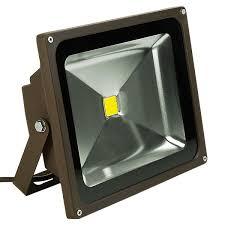 50 watt led flood light 50w led flood fixture 120 277v stl 050ac2