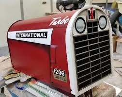 21 best red power images on pinterest farmall tractors