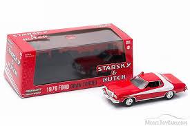 Ford Gran Torino Starsky And Hutch Starsky U0026 Hutch 1976 Ford Gran Torino Red Greenlight 86442 1