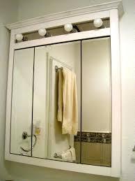 Bathroom Mirror Medicine Cabinet With Lights Bathroom Mirror Medicine Cabinet With Lights Juracka Info