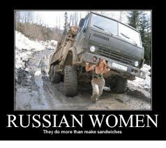 Russian Car Meme - russian women they do more than make sandwiches russian meme on