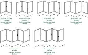 Closet Door Size Bifold Closet Doors Sizes Custom Page