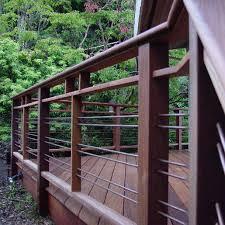 Ideas For Deck Handrail Designs Deck Railing Ideas 1000keyboards