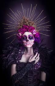 Insane Halloween Makeup by 252 Best Skeleton Makeup Images On Pinterest Skeleton Makeup