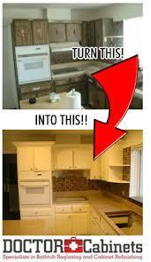 is cabinet refinishing worth it lake worth kitchen cabinet refinishing doctor cabinets