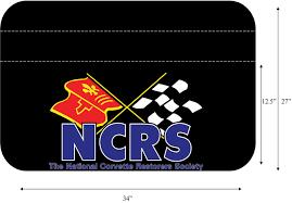 national corvette restorers society ncrs fender cover 29 95 national corvette restorers society