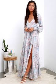 maxi dress with sleeves boho floral print dress maxi dress sleeve dress 132 00