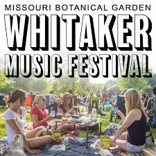 Botanic Garden St Louis by Whitaker Music Festival