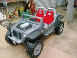 power wheels jeep hurricane green fisher price power wheels battery operated jeep hurricane riding toy
