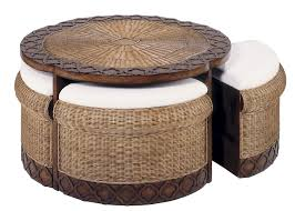 Country Coffee Table by Furniture Breathtaking Round Wicker Coffee Table Ideas Black