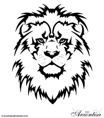 simple tattoo art gallery 44 best simple lion head tattoo art images on pinterest drawing