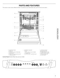 kenmore dishwasher diagram periodic u0026 diagrams science