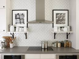 Tin Tiles For Kitchen Backsplash Kitchen Delightful Kitchen White Subway Tile Backsplash Ideas
