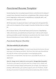 functional resume sles for career change functional resume template for career change