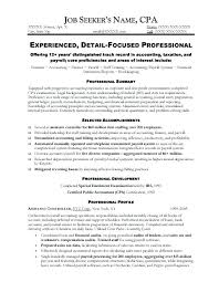 resume exles for accounting accounting resume accountant resume sle accounting career