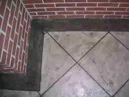 cornerstone concrete floor designs home