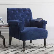 Blue Occasional Chair Design Ideas Living Rooms Best 25 Blue Armchair Ideas On Pinterest
