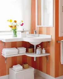 Diy Small Bathrooms Diy Small Bathroom Storage Round Stainless Frame Recessed Light