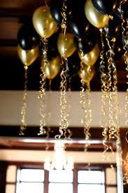 30th Birthday Decorations Best Black Gold 30th Birthday Party