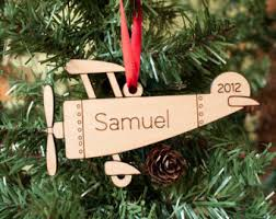 personalized airplane ornaments moviepulse me