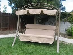 patio furniture backyard creations patio swingbackyard swing