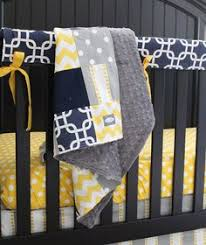 Blue And Yellow Crib Bedding Baby Mobile Woodlands Birds Trees Mobile Mint Mustard Grey