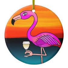 pink drink ornaments keepsake ornaments zazzle