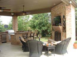 kitchen cabinet inspiring outdoor kitchen and fireplace designs