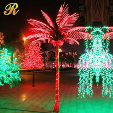 Decorating Palm Trees For Christmas by Led Palm Tree Canada Led Palm Tree Canada Suppliers And