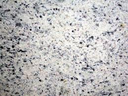 ornamental white granite slab 59516